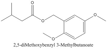 CAS 876665-00-8 2,5-diMethoxybenzyl 3-Methylbutanoate