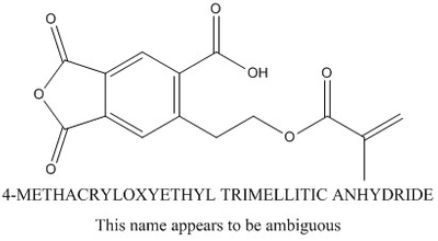 CAS 70293-55-9 4-METHACRYLOXYETHYL TRIMELLITIC ANHYDRIDE