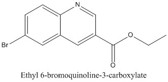 CAS 481054-89-1 Ethyl 6-bromoquinoline-3-carboxylate