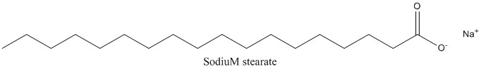 CAS 822-16-2 SodiuM stearate