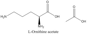 CAS 60259-81-6 L-Ornithine acetate