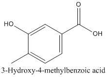CAS 586-30-1 3-Hydroxy-4-methylbenzoic acid