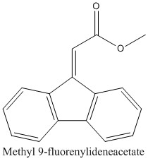CAS 146967-87-5 Methyl 9-fluorenylideneacetate