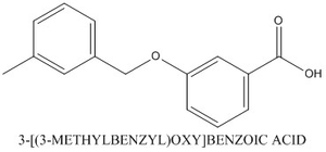 CAS 923132-86-9 3-[(3-METHYLBENZYL)OXY]BENZOIC ACID