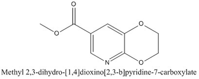 CAS 1261365-90-5 Methyl 2,3-dihydro-[1,4]dioxino[2,3-b]pyridine-7-carboxylate