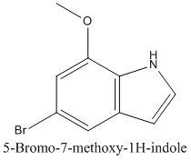 CAS 938061-47-3 5-Bromo-7-methoxy-1H-indole