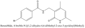 CAS 923205-05-4 BenzaMide, 4-broMo-N-[(1,2-dihydro-4,6-diMethyl-2-oxo-3-pyridinyl)Methyl]-