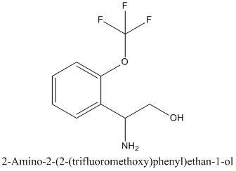 CAS 1184277-07-3 2-Amino-2-(2-(trifluoromethoxy)phenyl)ethan-1-ol