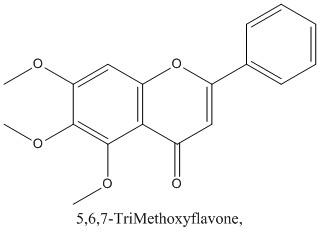 CAS 973-67-1 5,6,7-TriMethoxyflavone,