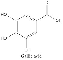 CAS 149-91-7 Gallic acid