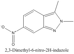 CAS 444731-73-1 2,3-Dimethyl-6-nitro-2H-indazole