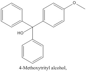 CAS 847-83-6 4-Methoxytrityl alcohol,