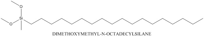 CAS 70851-50-2 DIMETHOXYMETHYL-N-OCTADECYLSILANE