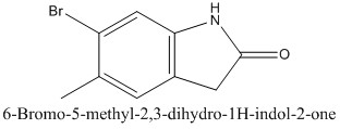 CAS 1260851-75-9 6-Bromo-5-methyl-2,3-dihydro-1H-indol-2-one