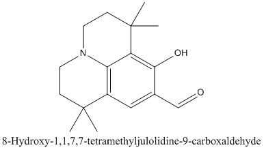 CAS 115662-09-4 8-Hydroxy-1,1,7,7-tetramethyljulolidine-9-carboxaldehyde