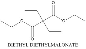 CAS 77-25-8 DIETHYL DIETHYLMALONATE