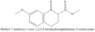 CAS 120072-87-9 Methyl 7-methoxy-1-oxo-1,2,3,4-tetrahydronaphthalene-2-carboxylate