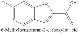 CAS 50779-65-2 6-Methylbenzofuran-2-carboxylic acid