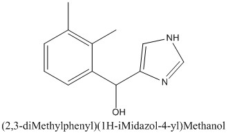 CAS 78892-33-8 (2,3-diMethylphenyl)(1H-iMidazol-4-yl)Methanol